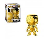 Iron Man gold chrome из серии Marvel Studios: The First Ten Years