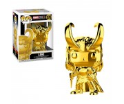 Loki gold chrome из серии Marvel Studios: The First Ten Years