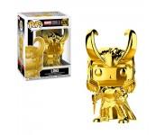 Loki gold chrome из серии Marvel Studios: The First Ten Years
