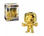 Star-Lord gold chrome (Эксклюзив) из серии Marvel Studios: The First Ten Years