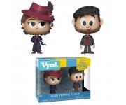 Mary Poppins and Jack Lamplighter Vynl. из фильма Mary Poppins Returns