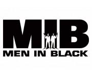 Фигурки Люди в чёрном