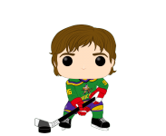 Charlie Conway из фильма The Mighty Ducks