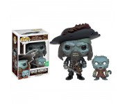 Barbossa with Monkey Cursed SDCC 2016 из фильма Pirates of the Caribbean