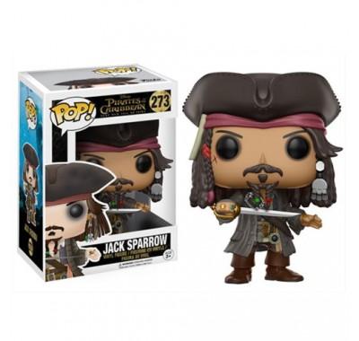 Капитан Джек Воробей (Captain Jack Sparrow) из фильма Пираты Карибского моря: Мертвецы не рассказывают сказки