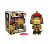 Dragonzord Black and Gold 6-Inch NYCC 2017 (Эксклюзив) из фильма Power Rangers