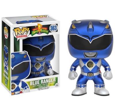 Blue Ranger Metallic (Эксклюзив) из сериала Mighty Morphin Power Ranger Funko POP