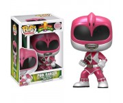 Pink Ranger Action Pose Metallic (Эксклюзив) из сериала Power Rangers