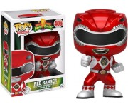 Red Ranger Action Pose Metallic (Эксклюзив) из сериала Power Rangers