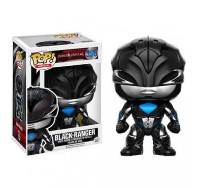 Черный Рейнджер (Black Ranger) из фильма Могучие Рейнджеры