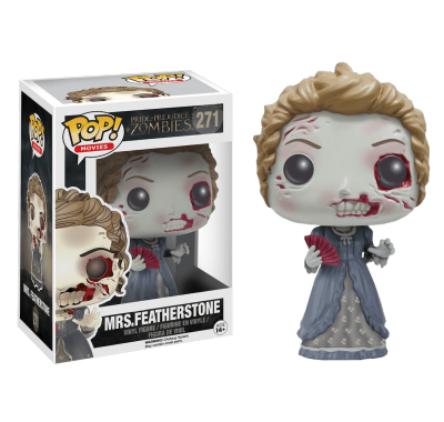 Зомби Миссис Физерстоун (Zombie Mrs Featherstone) из фильма Гордость и предубеждение и зомби