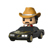 """Bo """"Bandit"""" Darville with Trans Am Rides из фильма Smokey and the Bandit"""