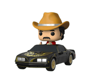 """Bo """"Bandit"""" Darville with Trans Am Rides (PREORDER ZS) из фильма Smokey and the Bandit"""