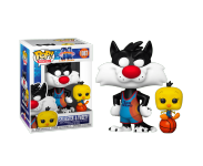 Sylvester and Tweety из фильма Space Jam: A New Legacy