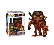 Molten Man GitD (Gamestop) из фильма Spider-Man: Far From Home Marvel