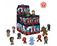 Spider-Man: Far From Home blind box mystery minis из фильма Spider-Man: Far From Home Marvel
