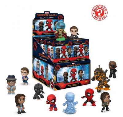 Человек-паук: Вдали от дома ЗАКРЫТАЯ коробочка мистери минис (Spider-Man: Far From Home blind box mystery minis) из фильма Человек-паук: Вдали от дома Марвел