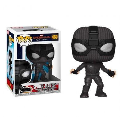 Человек-Паук в стелс-костюме (Spider-Man in Stealth Suit) из фильма Человек-паук: Вдали от дома Марвел