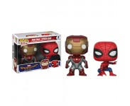 Iron Man and Spider-Man 2-pack (Эксклюзив) из фильма Spider-Man: Homecoming Marvel