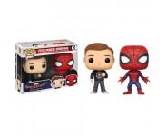 Peter Parker and Spider-Man 2-pack (Эксклюзив) из фильма Spider-Man: Homecoming Marvel