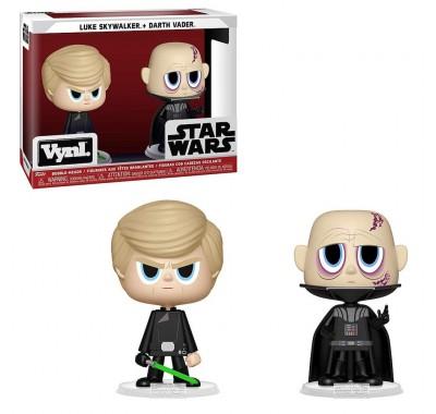 Дарт Вейдер и Люк Скайуокер Винл. (Darth Vader and Luke Skywalker Vynl.) из фильма Звездные Войны