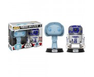 Princess Leia Holographic and R2-D2 2-pack SDCC 2017 (Эксклюзив) из фильма Star Wars