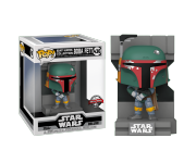 Boba Fett Metallic Bounty Hunters Diorama Deluxe (Эксклюзив Gamestop) (PREORDER mid-MAY) из фильма Star Wars: Episode V – The Empire Strikes Back