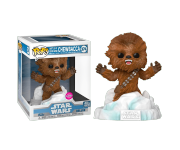 Chewbacca Battle at Echo Base Flocked Deluxe (Эксклюзив Amazon) из фильма Star Wars: Episode V – The Empire Strikes Back