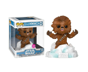 Chewbacca Battle at Echo Base Flocked Deluxe (Эксклюзив Amazon) из фильма Star Wars: Episode V – The Empire Strikes Back