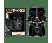 Darth Vader 4-inch Enamel Pin из фильма Star Wars