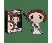 Princess Leia 4-inch Enamel Pin из фильма Star Wars