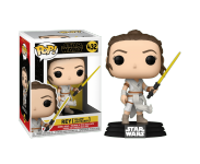 Rey with Yellow Saber из фильма Star Wars: The Rise of Skywalker 432