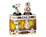 D-O and BB-8 2-Pack (Эксклюзив Books-A-Million) из фильма Star Wars: The Rise of Skywalker
