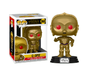C-3PO with Red Eyes Metallic из фильма Star Wars: The Rise of Skywalker