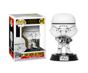 First Order Jet Trooper из фильма Star Wars: The Rise of Skywalker