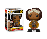 Jannah из фильма Star Wars: The Rise of Skywalker
