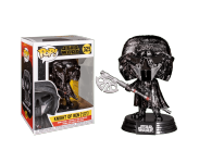 Knight Of Ren with Axe Hematite Chrome из фильма Star Wars: The Rise of Skywalker