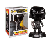 Knight Of Ren with Cannon Hematite Chrome из фильма Star Wars: The Rise of Skywalker