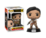Poe Dameron из фильма Star Wars: The Rise of Skywalker