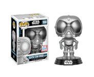 Death Star Droid White Chrome (Эксклюзив NYCC 2017) (preorder WALLKY P) из фильма Rogue One: A Star Wars Story