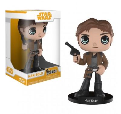 Хан Соло вобблерс (Han Solo Wobblers) из фильма Хан Соло: Звёздные Войны. Истории