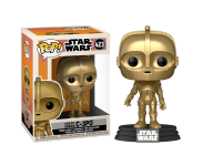 C-3PO Ralph McQuarrie Concept из фильма Star Wars