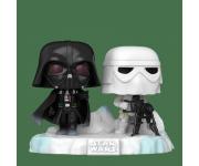 Darth Vader and Stormtrooper Battle at Echo Base Deluxe (Эксклюзив Amazon) (Preorder MID December) из фильма Star Wars: Episode V – The Empire Strikes Back