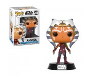 Ahsoka из мультика Star Wars: The Clone Wars