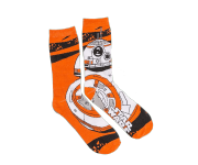 BB-8 Socks из фильма Star Wars