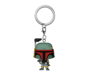 Boba Fett Keychain из фильма Star Wars