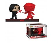 Clash on the Supremacy Kylo Ren and Praetorian guard movie moments (preorder WALLKY P) из фильма Star Wars: The Last Jedi