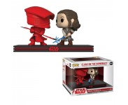 Clash on the Supremacy Rey and Praetorian guard movie moments (preorder WALLKY P) из фильма Star Wars: The Last Jedi