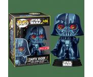 Darth Vader Retro Series со стикером (Эксклюзив Target) из фильма Star Wars 456