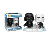 Darth Vader and Stormtrooper Battle at Echo Base Deluxe (Эксклюзив Amazon) из фильма Star Wars: Episode V – The Empire Strikes Back